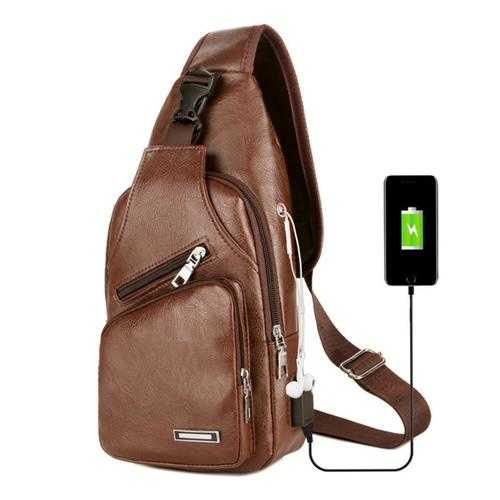 Campus Buddy Sling Bag With 3 In 1  Access