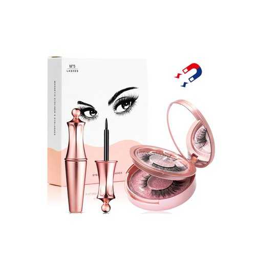 Sweet Eyes Magnetic Eyeliner And Eyelashes Kit