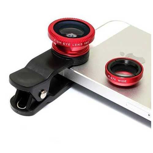 Clip and Snap Clear Image Lens for your Smartphone