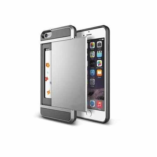 iPhone 6 Quick Wallet & Case with Screen Protection