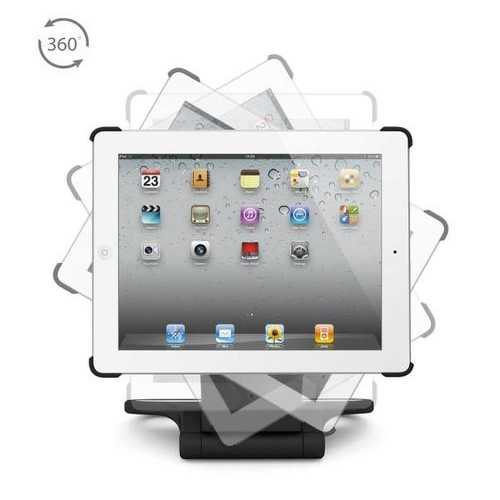 iPad Stand 360 - A Perfect View at any Angle
