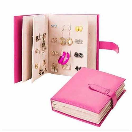 Jewel Book - For Your Favorite Earrings - Sort, Store, Enjoy