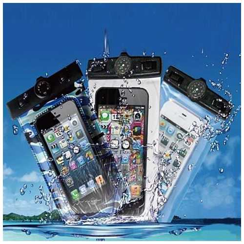 AQUA POUCH - Waterproof Pouch for your Smartphone and your Essentials