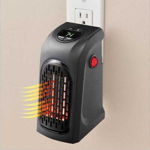 Digi Heater Cool To Touch