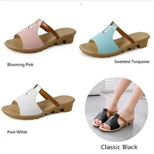 VALENTIN Open Toe Sandals
