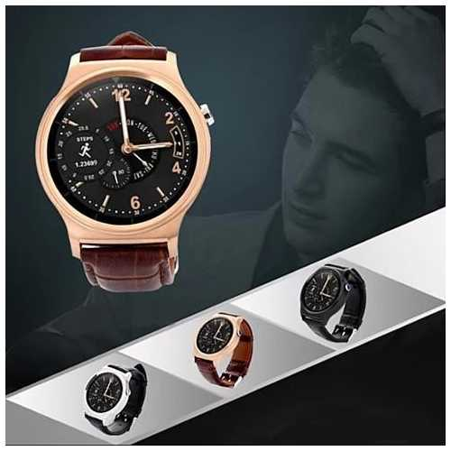 GO GETTER Smart Watch Does It All Including Keeping You Kool and Clam