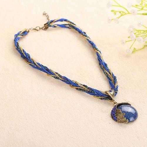 Love Rain Necklace Boho Vibe In 12 Shades