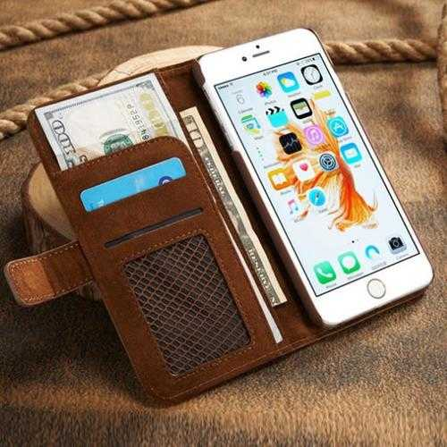 iPhone 7 Wallet Case Matteo