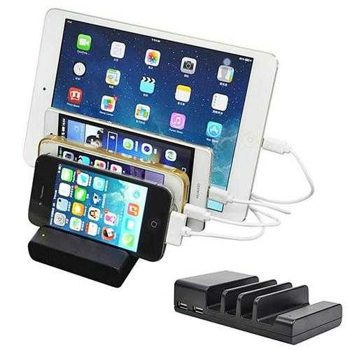 Charger Haven For Your Smart Gadget Collection No Tangles No Chaos