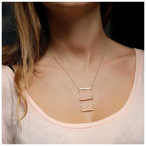 Lead To Succeed Necklace