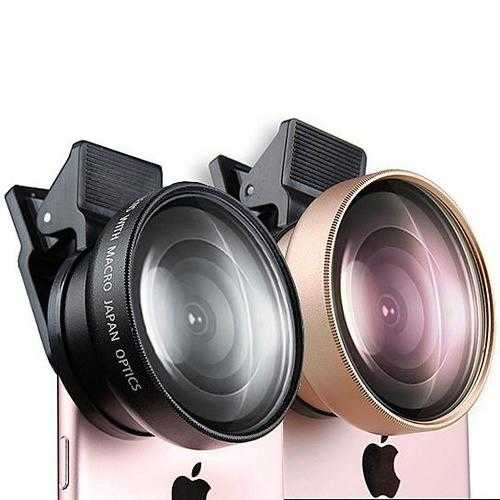 Ultra Wide Angle Camera Lens For Mobile Phone