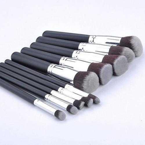 Pagent Winner 10 Pc Make Up Brush Set