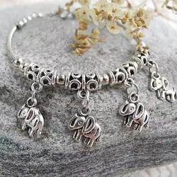 JOYOUS Natural Charm Stackable Bracelets