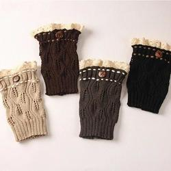 Winter Warmers SuperCute CableKnit Socks