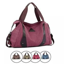 Jacqueline Canvas CrossBody Bag From Journey Collection