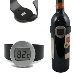 Wine Bottle Thermometer - Serve your wine at its perfect temp
