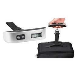 Luggage Scale With Temperature Sensor