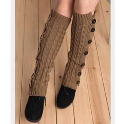 Fancy Feet - Button up your Boot Socks