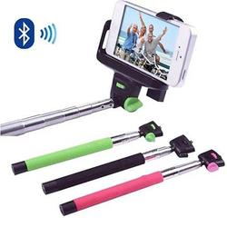 Selfie Bluetooth Monopod Stick for your smartphone or camera