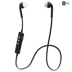 Genius! The FLEX NECK Bluetooth Headphones with Mic and Controls