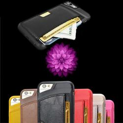 iPhone 6 Protective Case with Hunchback Wallet