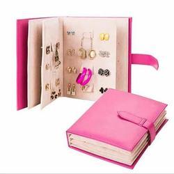 Jewel Book - For Your Favorite Earrings - Sort, Store, Enjoy