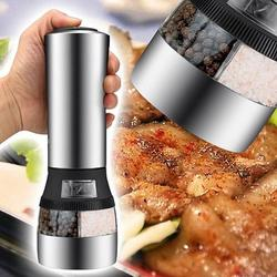 Perfect Blend Electric Salt And Pepper Grider