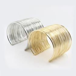 Gala Time Party Bracelets In 18 Kt Gold Plating And 925 SS Plating