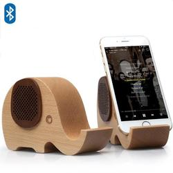 Category: Dropship Electronic Accessories, SKU #5942688005, Title: WOODSY GOODSY 2 IN 1 Bluetooth Speaker And Cell Phone Stand