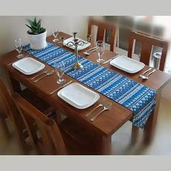 Azuka Table Runner With Aztec Design