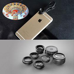 Kaleidoscope 5 In 1 Photo Magic Lens Set
