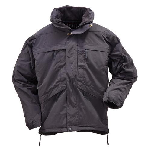 3-in-1 Parka X-Large Black