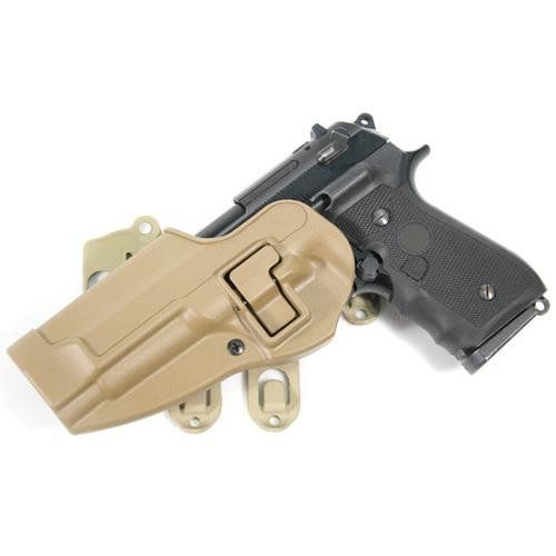 S.T.R.I.K.E. SERPA HOLSTER Coyote Left Hand
