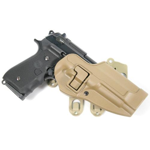 S.T.R.I.K.E. SERPA HOLSTER Coyote Right Hand