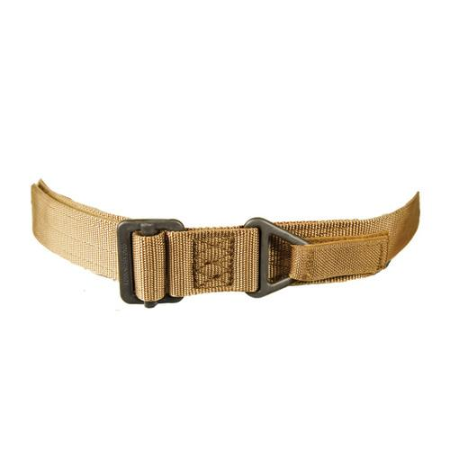 """CQB RESCUE BELT Small (Up to 34"""") Coyote Tan"""