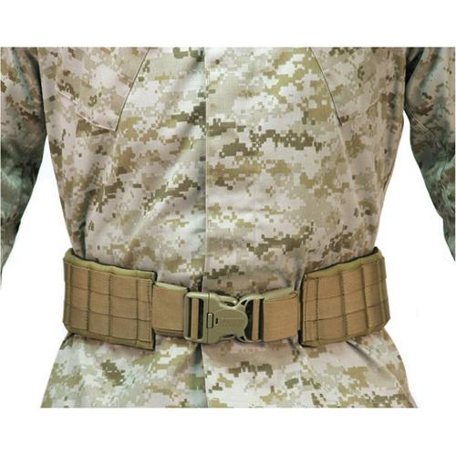 Padded Patrol Belt with IVS 43 - 49 inch