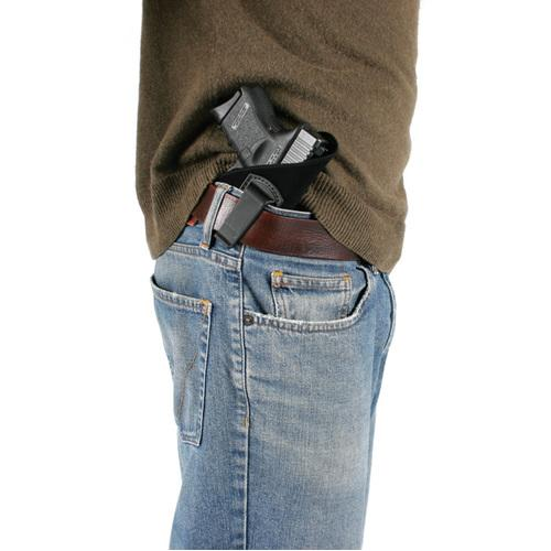 "Inside-The-Pants Holster Right Hand 2"" Barrel small frame 5-shot revolvers with hammer spur"