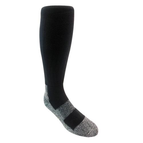 Rock Infiltrator Sock Size 9-13 Black