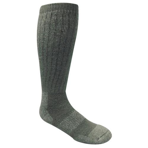 Ice Military Boot Sock Size 13-15 Foliage Green