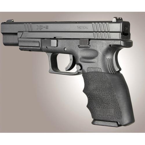 Handall Hybrid Springfield XD9 9MM, 40S&W, 357SIG GripSleeve Black