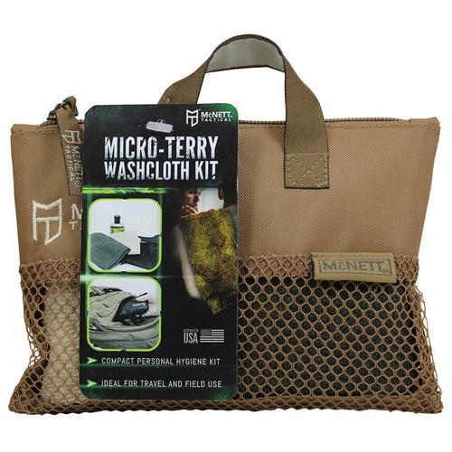 Micro-Terry Washcloth Kit