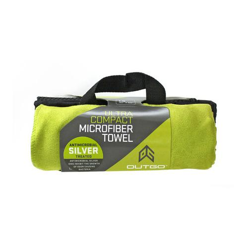 Outgo Microfiber Towel Large OD Green
