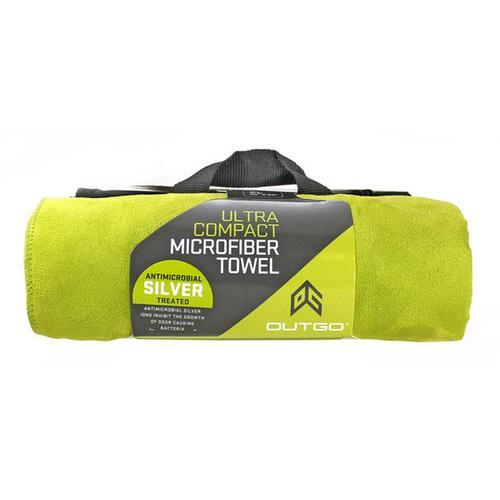 Outgo Microfiber Towel X Large OD Green