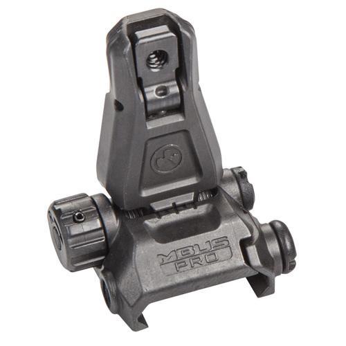 MBUS Pro Back-Up Sight – Rear