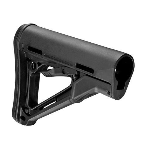 CTR Carbine Stock Mil-Spec Model Black