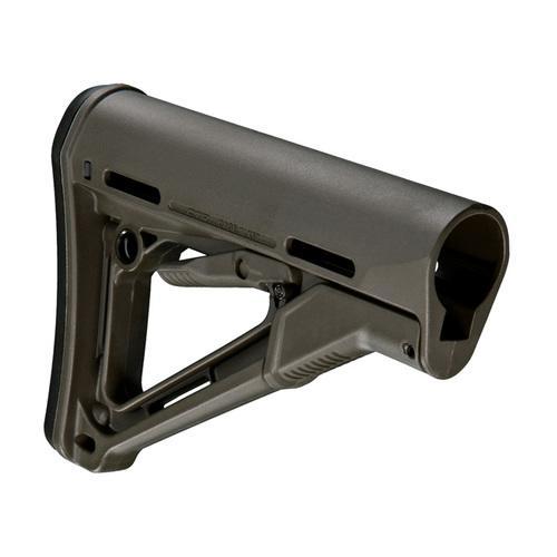 CTR Carbine Stock Mil-Spec Model OD Green