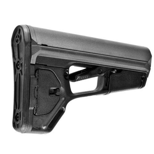ACS-L Carbine Stock -- Commercial Spec Model Black
