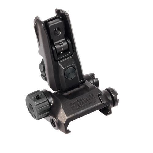 MBUS® Pro LR Adjustable Sight - Rear