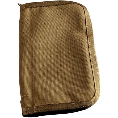 Bound Book Cordura Cover Tan