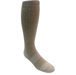 Ice Military Boot Sock Size 4-8 Sand